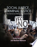Social Justice  Criminal Justice