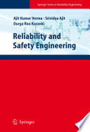 Reliability And Safety Engineering Book PDF
