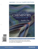 Books a la Carte for Principles of Chemistry Book