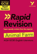 York Notes For Aqa Gcse 9 1 Rapid Revision