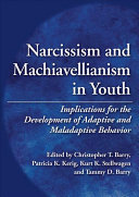 Narcissism and Machiavellianism in Youth