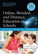 Online Blended And Distance Education In Schools