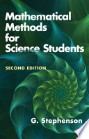 Mathematical Methods for Science Students