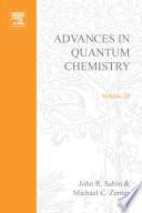 Advances in Quantum Chemistry Book