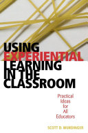 Pdf Using Experiential Learning in the Classroom Telecharger