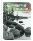 Cover of The Economic Approach to Environmental and Natural Resources