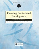 Pursuing Professional Development