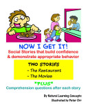 Pdf Social Stories - The restaurant and The movies