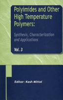 Polyimides and Other High Temperature Polymers: Synthesis, Characterization and Applications