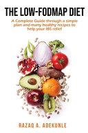 The Low Fodmap Diet Book