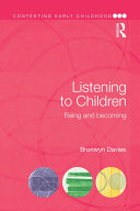 Listening to Children Pdf/ePub eBook