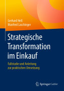Strategische Transformation im Einkauf