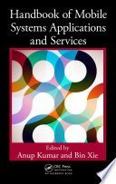 Handbook of Mobile Systems Applications and Services Book