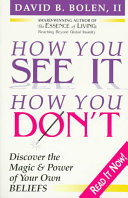 How You See It  How You Don t Book