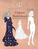 Dollys and Friends Fashion Sketchbook