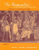 The Humanities in the Western Tradition Book