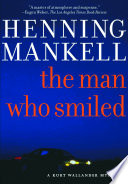 """The Man Who Smiled"" by Henning Mankell, Laurie Thompson"