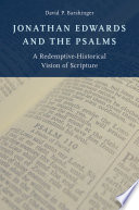 Jonathan Edwards And The Psalms