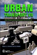 Urban Transport VII