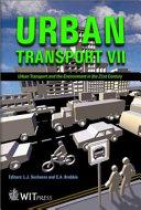Urban Transport VII Book