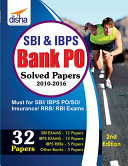 SBI   IBPS Bank PO Solved Papers   32 papers 2nd Edition