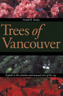 Pdf Trees of Vancouver