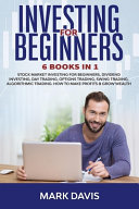 Investing for Beginners  6 Books In 1 Book