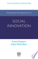 Advanced Introduction to Social Innovation
