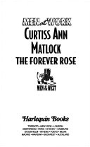The Forever Rose Book