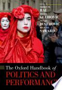 The Oxford Handbook of Politics and Performance Book PDF
