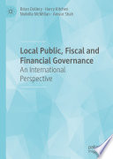 Local Public  Fiscal and Financial Governance
