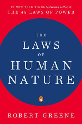 Book cover of 'The Laws of Human Nature' by Robert Greene