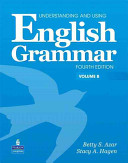 Understanding And Using English Grammar Student Book Vol B W Audio Cd And Workbook B With Answer Key Pack Book