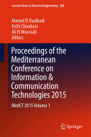 Proceedings of the Mediterranean Conference on Information & Communication Technologies 2015