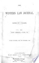 Western Law Journal