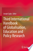 Third International Handbook Of Globalisation Education And Policy Research