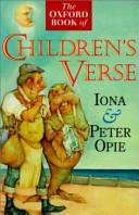 Oxford Book of Children s Verse