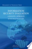 Information Security Evaluation Book