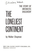 The Loneliest Continent
