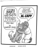 Arf! The Life and Hard Times of Little Orphan Annie, 1935-1945