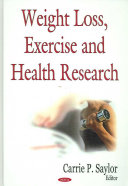 Weight Loss  Exercise and Health Research
