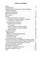 Directory of American Horticulture Book