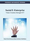 Social E Enterprise  Value Creation through ICT