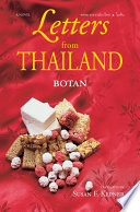 """""""Letters from Thailand"""" by Botan, Susan Fulop Kepner"""