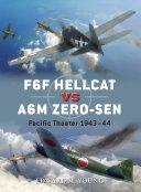 F6F Hellcat vs A6M Zero sen