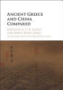 Ancient Greece and China Compared