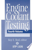Engine Coolant Testing : Fourth Volume