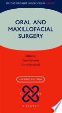 Oral And Maxillofacial Surgery Book PDF