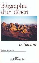 Pdf Biographie d'un désert Telecharger