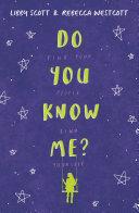 Pdf Do You Know Me?